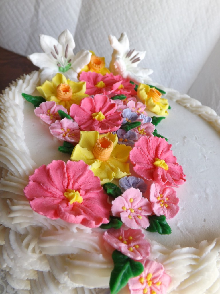 SwankyLuv: Wilton Course 2: Final Cake