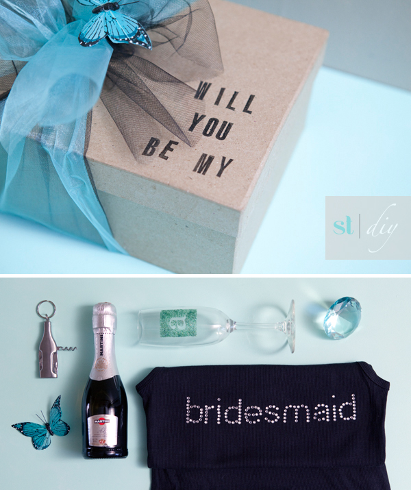 SwankyLuv: Be My Bridesmaid?