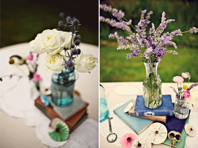 SwankyLuv: Wedding Centerpiece Ideas