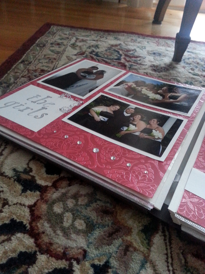SwankyLuv: The Wedding Scrapbook