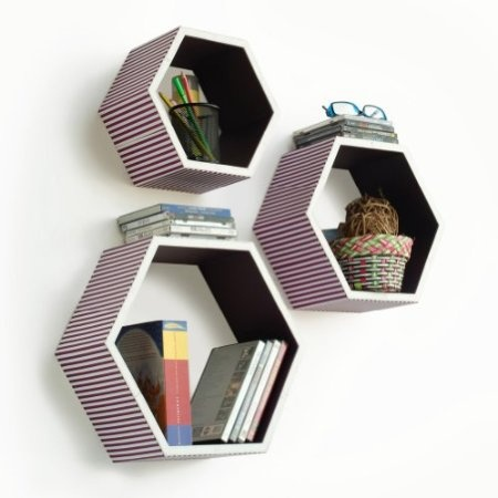SwankyLuv: Hexagons