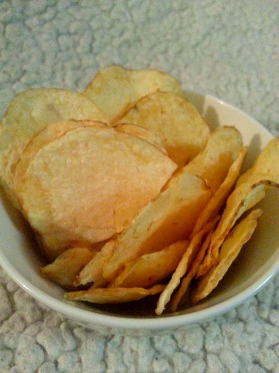 SwankyLuv: Snack Reviews: Kettle Brand Chips